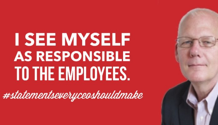 statements every ceo should make - i am responsible