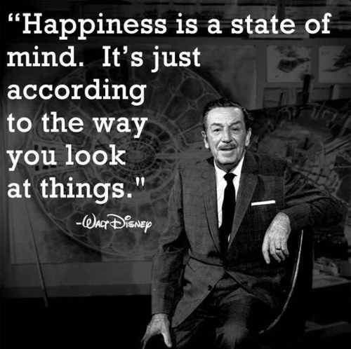 happiness - disney